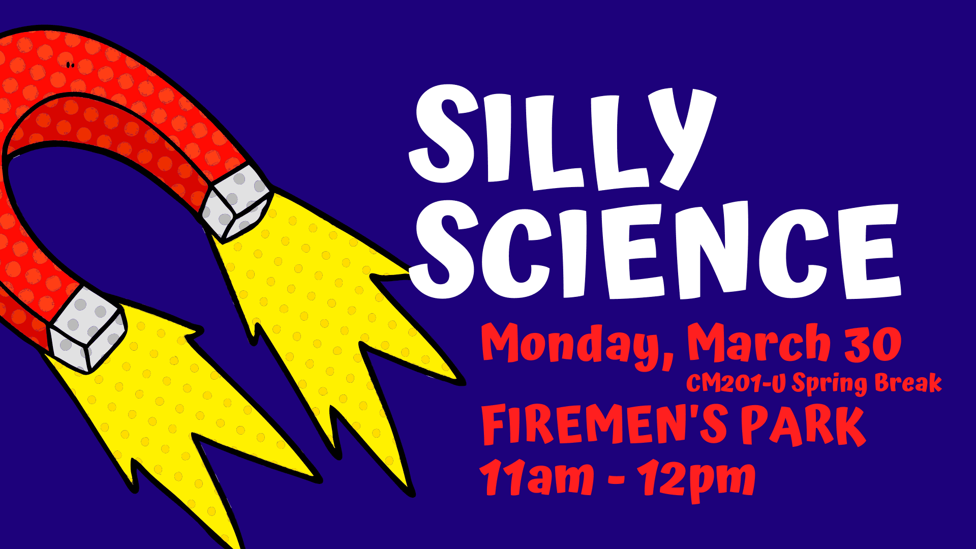 SILLY SCIENCE - March 30