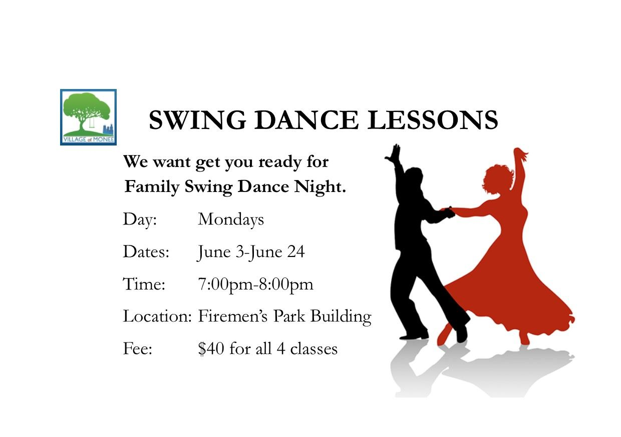 swing lessons  2019